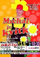 Kouzelná školka - Michal je kvítko!