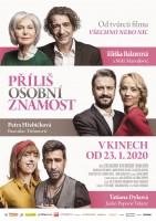 Příliš osobní známost / Letní kino