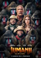 Jumanji: Další level / Letní kino